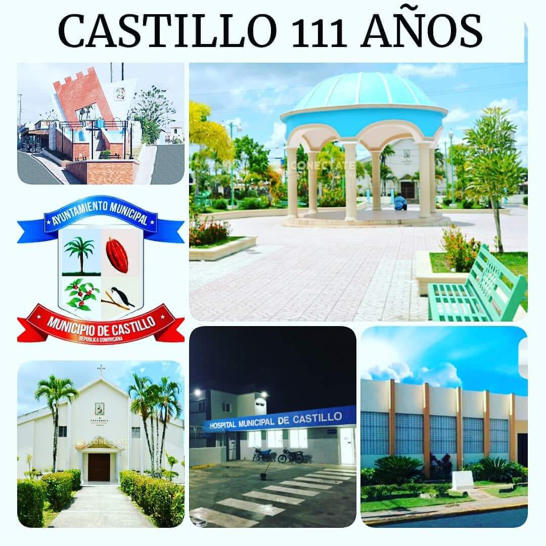 CASTILLO DE ANIVERSARIO 1907-2018